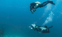 Technical SCUBA diving